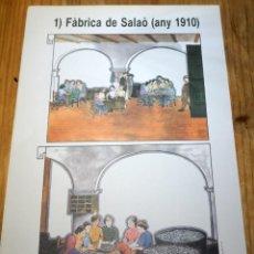 Coleccionismo Recortables: MAQUETA RECORTABLE DE TEATRILLO DE CADAQUÉS NOSTÁLGICO.. Lote 293932728
