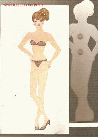 Coleccionismo Recortables: Salon Ema ( Juego de muñeca con maniqui y vestidos recortables) Checoslovaquia, 1990 - Foto 2 - 22414247