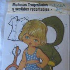 Coleccionismo Recortables: RECORTABLE NEREA Nº 3. Lote 23640853