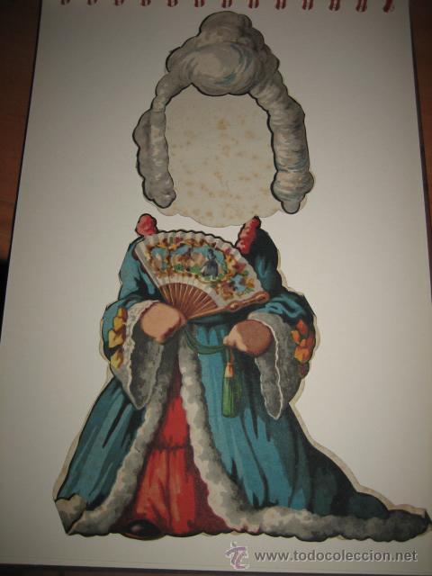 TRAJE DE PRINCESA DE TITINA (Coleccionismo - Recortables - Muñecas)