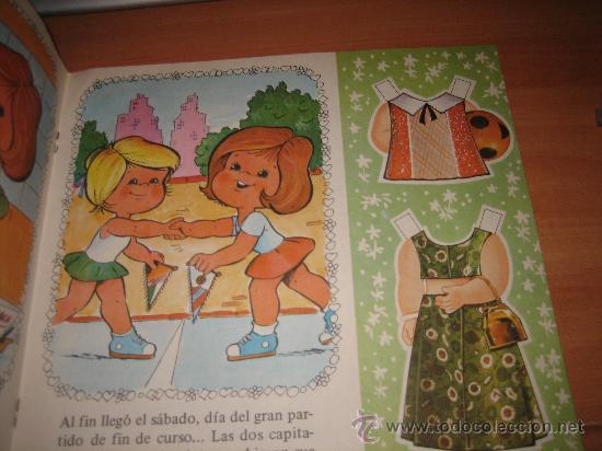 Coleccionismo Recortables: CUENTOS RECORTABLES COLECCION COQUETAS CELIA Y SONIA LEER DESCRIPCION - Foto 2 - 23382979