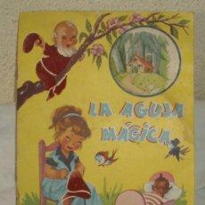 Coleccionismo Recortables: RECORTABLE-CUENTO,LA AGUJA MÁGICA,COLECCIÓN MODISTILLA,ED.ROMA. Lote 25619727