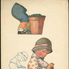 Coleccionismo Recortables: MUÑECOS RECORTABLES. EL ASOMBRO DE PEPIN. SERIE A. Nº 13. EDITOR RAMON SOPENA. BARCELONA.. Lote 27459847