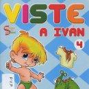 Coleccionismo Recortables: RECORTABLE DE MUÑECAS - CUADERNO DE 6 RECORTABLES - VISTE A IVÁN. Lote 30792959