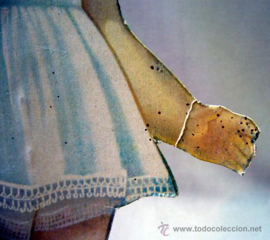 Coleccionismo Recortables: SHIRLEY TEMPLE, RECORTABLES Y MUÑECA DE CARTON, 39 CM, MARTA KREBS, 1940s - Foto 24 - 33997001