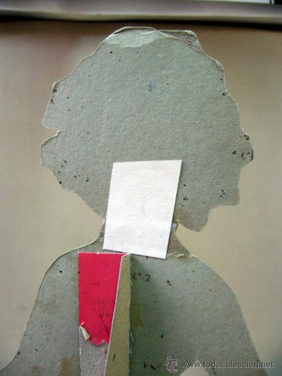 Coleccionismo Recortables: SHIRLEY TEMPLE, RECORTABLES Y MUÑECA DE CARTON, 39 CM, MARTA KREBS, 1940s - Foto 27 - 33997001