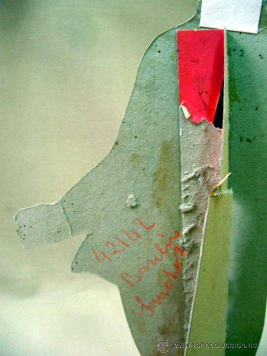 Coleccionismo Recortables: SHIRLEY TEMPLE, RECORTABLES Y MUÑECA DE CARTON, 39 CM, MARTA KREBS, 1940s - Foto 28 - 33997001