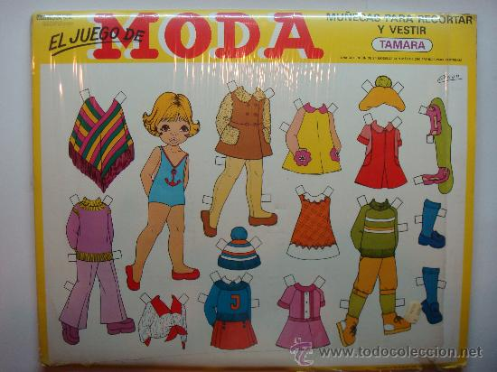 Recortable El Juego De Moda Muñecas Para Recortar Y Vestir Juegos Educatívos Dinova Tamara