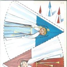 Coleccionismo Recortables: RECORTABLE DE LOS AÑOS 60 - Nº 25 -. Lote 37044821