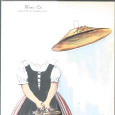 Coleccionismo Recortables: RECORTABLE DE LOS AÑOS 60 - MARI -LO - DISFRAZADA DE FRANCESA -. Lote 37044892