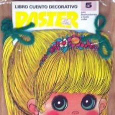 Coleccionismo Recortables: LIBRO CUENTO AÑOS 80 MUÑECAS POSTER RECORTABLE Nº 5 ZIP EDITORA. Lote 46073845