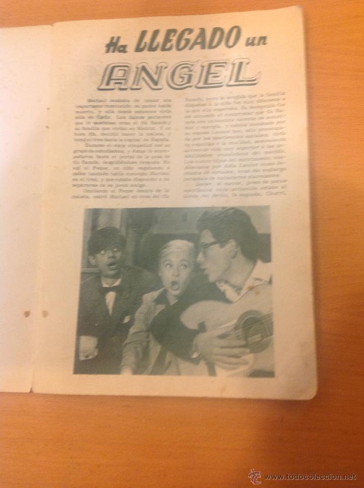 Coleccionismo Recortables: MARISOL PEPA FLORES HA LLEGADO UN ANGEL RECORTABLES 1961 - Foto 2 - 41439582