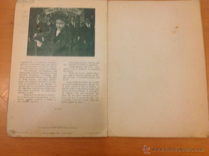 Coleccionismo Recortables: MARISOL PEPA FLORES HA LLEGADO UN ANGEL RECORTABLES 1961 - Foto 5 - 41439582
