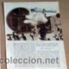 Coleccionismo Recortables: ARTÍCULO SOBRE VALENCIA EN 1932 EN 3 PÁGINAS DE FELIPE SASSONE RECORTE (R2669) REVISTA ESE AÑO. Lote 49425055