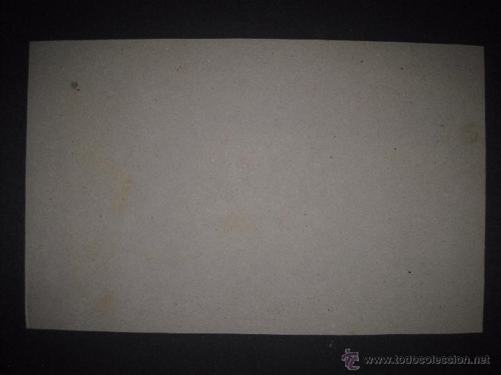 Coleccionismo Recortables: MENCHU- RECORTABLES MUÑECA ORIGINAL A TINTA Y HOJA CON COLOREADO ORIGINAL -VER FOTOS - (V-3155) - Foto 2 - 52032846