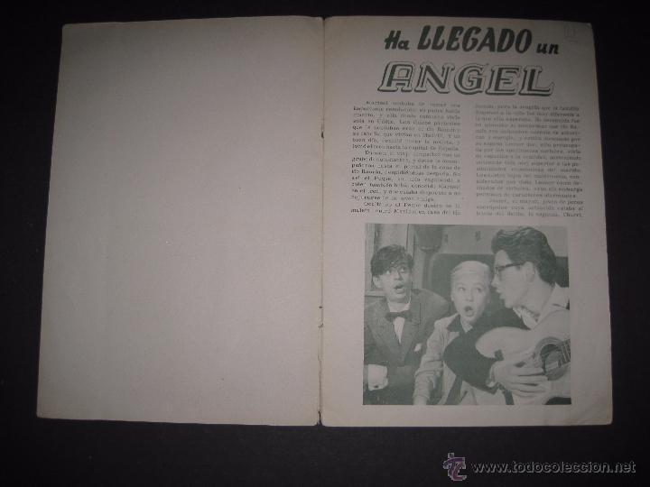 Coleccionismo Recortables: LOS VESTIDOS DE MARISOL DE LA PELICULA HA LLEGADO UN ANGEL-INCOMPLETO SIN MUÑECAS-VER FOTOS-(V-4250) - Foto 2 - 54263660