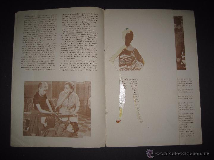 Coleccionismo Recortables: LOS VESTIDOS DE MARISOL DE LA PELICULA HA LLEGADO UN ANGEL-INCOMPLETO SIN MUÑECAS-VER FOTOS-(V-4250) - Foto 3 - 54263660