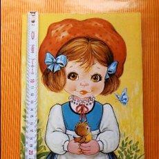 Coleccionismo Recortables: RECORTABLE FHER AÑO 85 LOS VESTIDOS DE MÓNICA. PERFECTO ESTADO. FHER. Lote 154639740