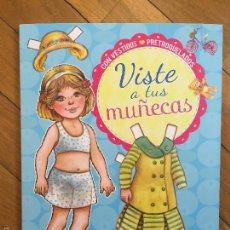 Coleccionismo Recortables: LIBRO DE RECORTABLES DE MUÑECAS EDITORIAL SUSAETA. Lote 98084052