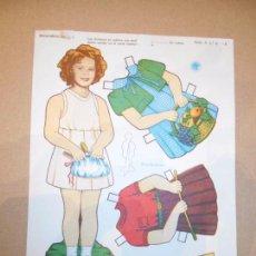 Coleccionismo Recortables: RECORTABLE - RECORTABLES BABY - SERIE A Nº 6. Lote 61580912