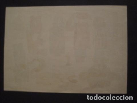 Coleccionismo Recortables: RECORTABLE CUBILETE - MUÑECO -POLICARPO -EDITORIAL GONG - ORIGINAL - NO COPIA - VER FOTOS -(V-7371) - Foto 4 - 66163286