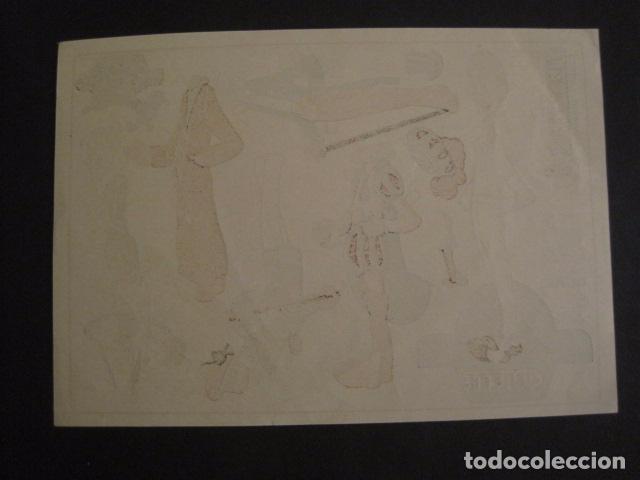 Coleccionismo Recortables: RECORTABLE CUBILETE - MUÑECO -CUBILETE - EDITORIAL GONG-ORIGINAL-NO COPIA- VER FOTOS -(V-7373) - Foto 4 - 66163762