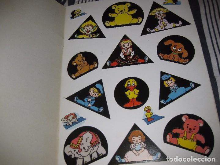 Coleccionismo Recortables: bonito album recortables de tienda de muñeca y juguetes notre boutique ed lito 1984 completo carton - Foto 2 - 85253012
