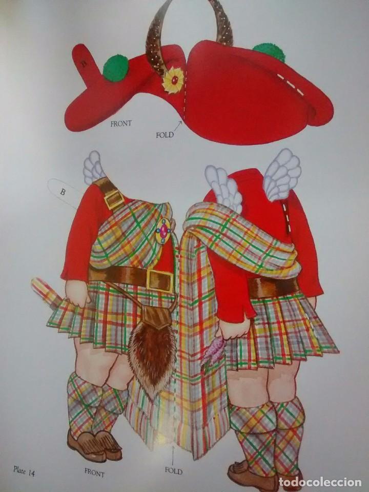 Coleccionismo Recortables: Cuaderno de muñecas recortables, kewpie. Año 1984 - Foto 2 - 97805139