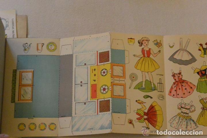Coleccionismo Recortables: CUADERNO RECORTABLE QUIERES VER MI COCINA DE CASA MUÑECAS Nº 4 - Foto 2 - 102185859