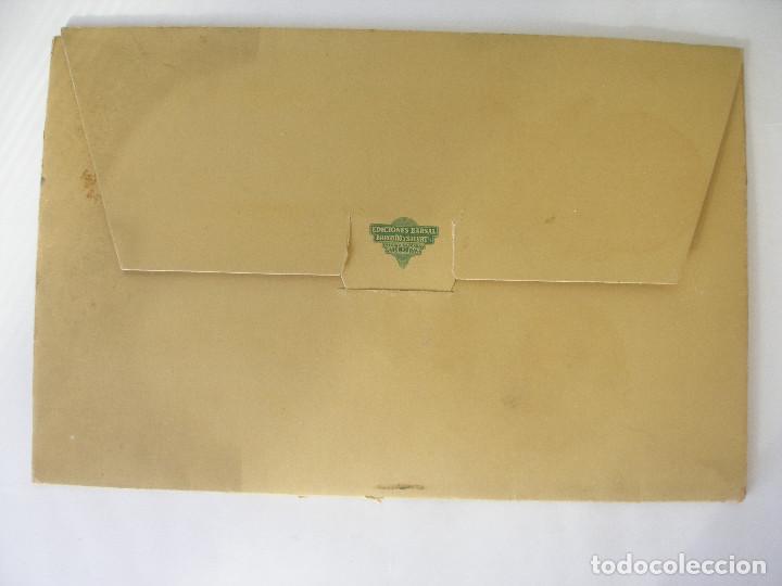 Coleccionismo Recortables: Antiguo recortable Titin y Titina la pareja de moda nº 1 Ediciones Barsal Barcelona - Foto 21 - 104692135