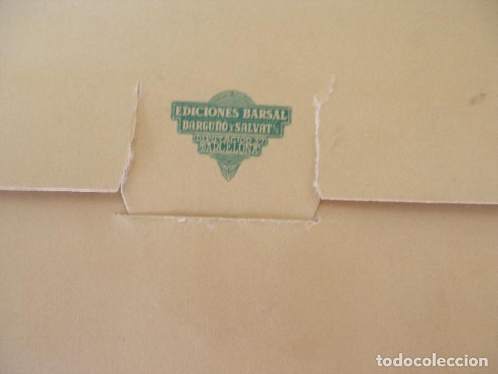 Coleccionismo Recortables: Antiguo recortable Titin y Titina la pareja de moda nº 1 Ediciones Barsal Barcelona - Foto 22 - 104692135