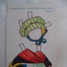 Coleccionismo Recortables: CROMO RECORTABLE. Lote 105658971