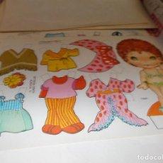 Coleccionismo Recortables: RECORTABLE AÑOS70. Lote 107918887