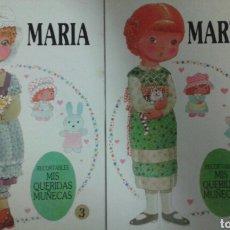 Coleccionismo Recortables: RECORTABLE MIS QUERIDAS MUÑECAS. Lote 111791255