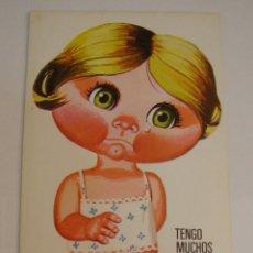 Coleccionismo Recortables: (TC-108) MIS MUÑECAS RECORTABLE MAGDA EDITORIAL BRUGUERA. Lote 112385119