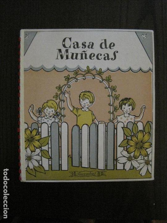 Coleccionismo Recortables: RECORTABLES - CASA DE MUÑECAS - EDITORIAL JUVENTUD -VER FOTOS-(V- 14.528) - Foto 2 - 121151743