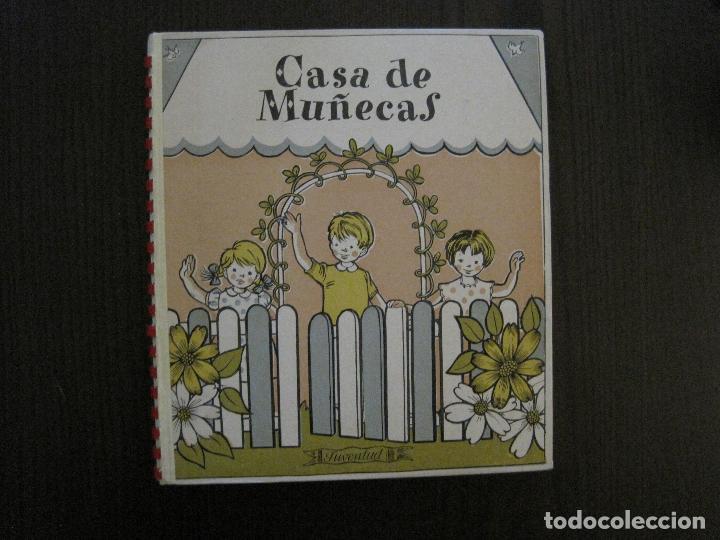 Coleccionismo Recortables: RECORTABLES - CASA DE MUÑECAS - EDITORIAL JUVENTUD -VER FOTOS-(V- 14.528) - Foto 3 - 121151743