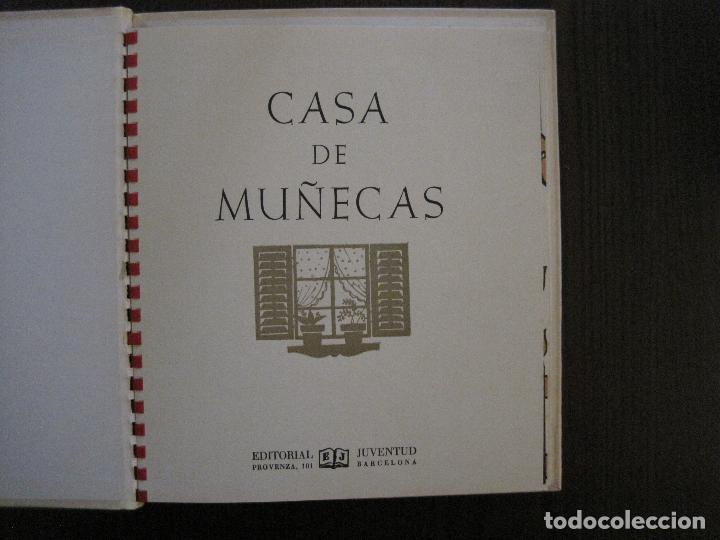Coleccionismo Recortables: RECORTABLES - CASA DE MUÑECAS - EDITORIAL JUVENTUD -VER FOTOS-(V- 14.528) - Foto 4 - 121151743