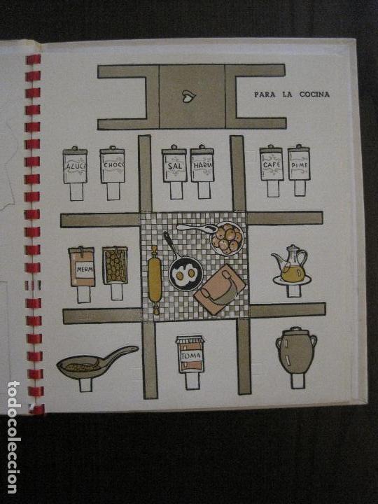 Coleccionismo Recortables: RECORTABLES - CASA DE MUÑECAS - EDITORIAL JUVENTUD -VER FOTOS-(V- 14.528) - Foto 15 - 121151743