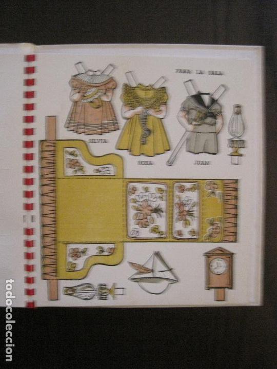 Coleccionismo Recortables: RECORTABLES - CASA DE MUÑECAS - EDITORIAL JUVENTUD -VER FOTOS-(V- 14.528) - Foto 16 - 121151743