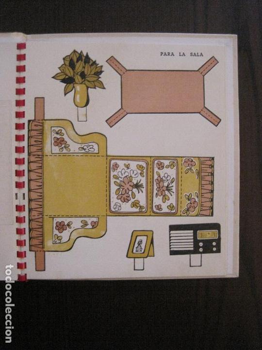 Coleccionismo Recortables: RECORTABLES - CASA DE MUÑECAS - EDITORIAL JUVENTUD -VER FOTOS-(V- 14.528) - Foto 18 - 121151743