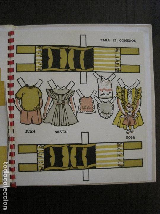 Coleccionismo Recortables: RECORTABLES - CASA DE MUÑECAS - EDITORIAL JUVENTUD -VER FOTOS-(V- 14.528) - Foto 19 - 121151743