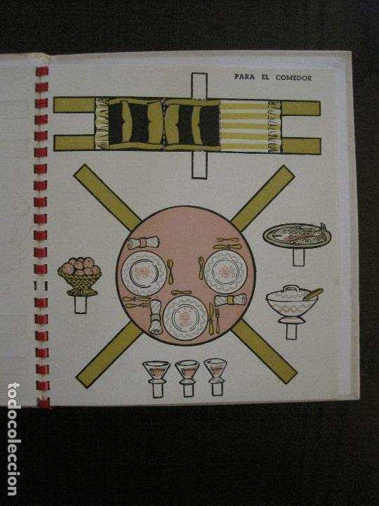 Coleccionismo Recortables: RECORTABLES - CASA DE MUÑECAS - EDITORIAL JUVENTUD -VER FOTOS-(V- 14.528) - Foto 20 - 121151743