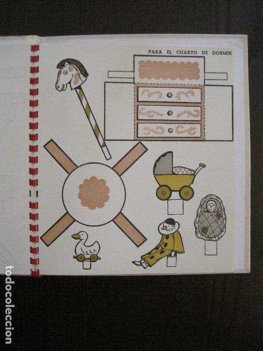 Coleccionismo Recortables: RECORTABLES - CASA DE MUÑECAS - EDITORIAL JUVENTUD -VER FOTOS-(V- 14.528) - Foto 21 - 121151743