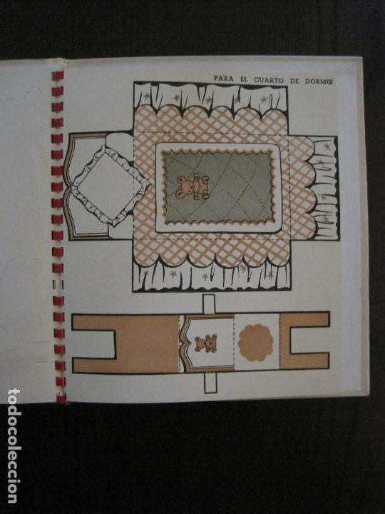 Coleccionismo Recortables: RECORTABLES - CASA DE MUÑECAS - EDITORIAL JUVENTUD -VER FOTOS-(V- 14.528) - Foto 22 - 121151743