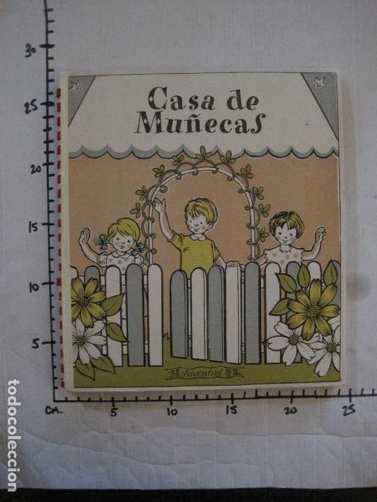 Coleccionismo Recortables: RECORTABLES - CASA DE MUÑECAS - EDITORIAL JUVENTUD -VER FOTOS-(V- 14.528) - Foto 24 - 121151743
