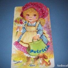 Coleccionismo Recortables: LIBROS RECORTABLES PATRICIA SUSAETA. Lote 122180855
