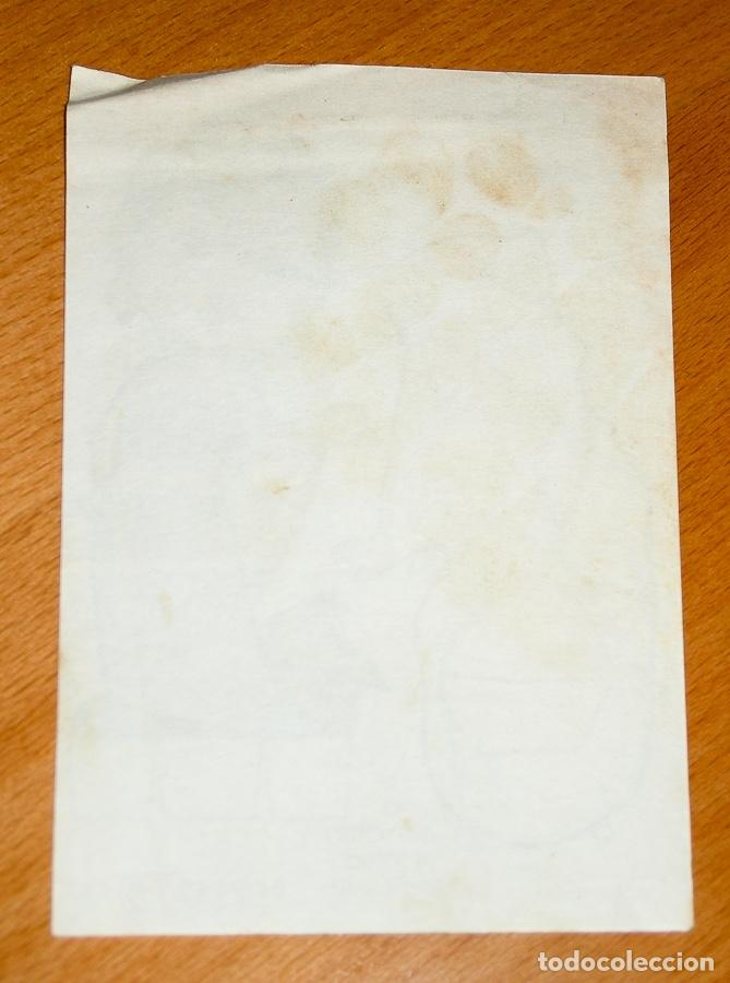Coleccionismo Recortables: RECORTABLE OBSEQUIO DE CHICLE MUÑEQUITA - FIESTA, S.A. - Foto 2 - 124150307