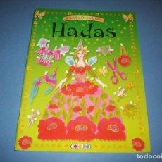 Coleccionismo Recortables: VESTIDOS RECORTABLES TODOLIBRO HADAS. Lote 130083167