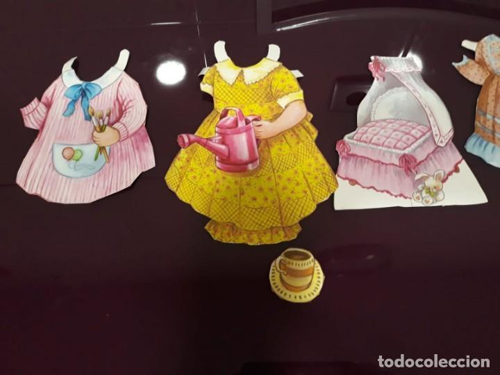 Coleccionismo Recortables: Lote de vestidos recortables y otros.. - Foto 2 - 132221550